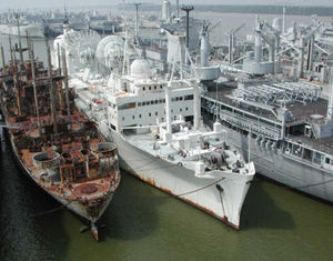 U.S. Navy Ghost Fleet