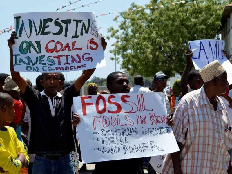 Image result for lamu case on massive coal plant